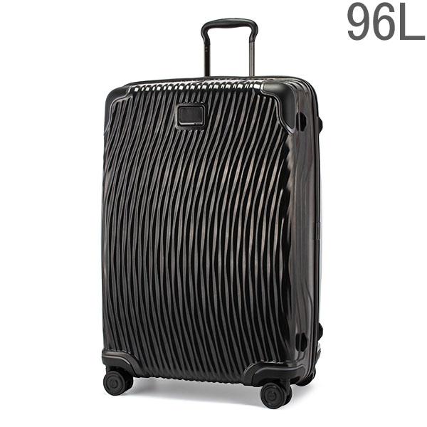 【GWもあす楽】 最大1000円OFFクーポン トゥミ TUMI スーツケース 96L ラティチュード エクステンデッドトリップ 0287669D/98562-1041 ブラック LATITUDE Extended Trip 4輪