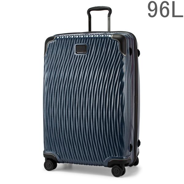 【GWもあす楽】 最大1000円OFFクーポン トゥミ TUMI スーツケース 96L ラティチュード エクステンデッドトリップパッキング 0287669NVY/998562-1596 ネイビー LATITUDE 4輪