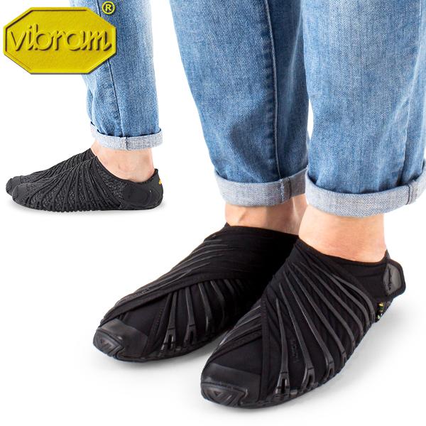 【GWもあす楽】 最大1000円OFFクーポン ビブラム Vibram フロシキ シューズ レディース Furoshiki Shoes Womens ラッピングソール ビブラムソール 風呂敷 軽量 旅行 持ち運び あす楽