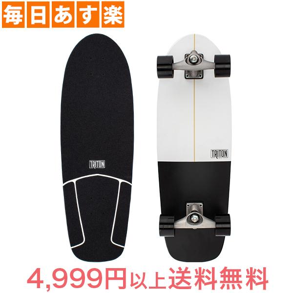 カーバー スケートボード Carver Skateboards スケボー CX コンプリート 30インチ トリトン ブラック スター Triton Black Star Complete [4,999円以上送料無料]