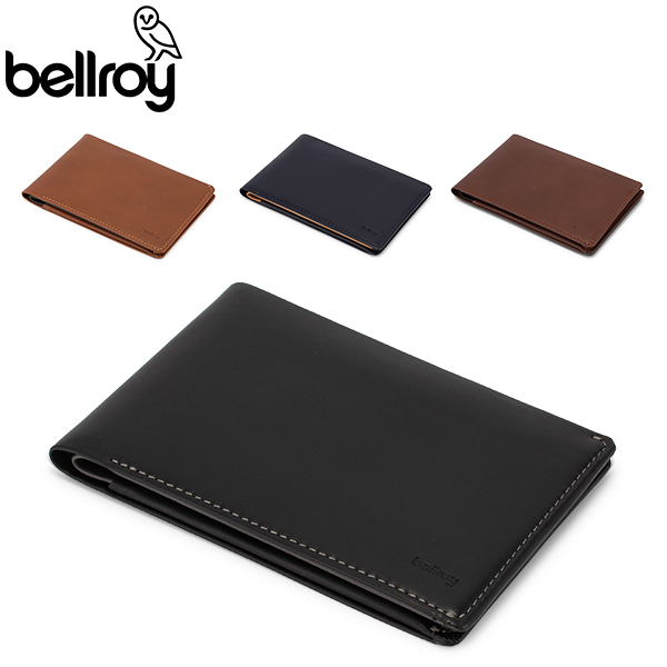 まとめ買いクーポン配布中 ベルロイ Bellroy 財布 トラベルウォレット Travel Wallet RFID 301 レザー メンズ 財布 スリム パスポートケース カード 旅行 あす楽
