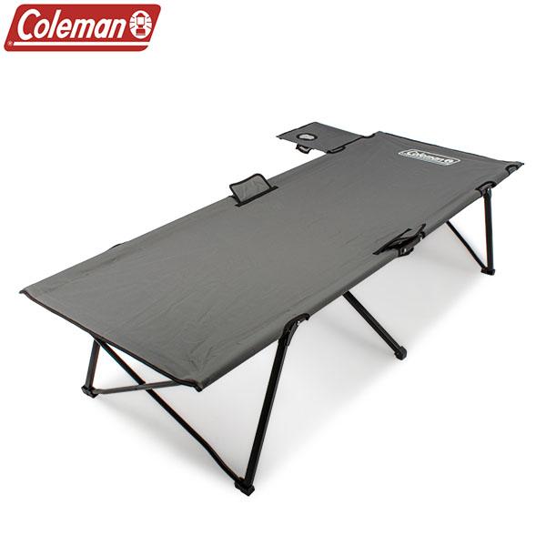 【GWもあす楽】 最大1000円OFFクーポン コールマン Coleman 折りたたみ式 コット サイドテーブル付き パックアウェイ コット 2000020273 PACK-AWAY COT アウトドア ベンチ ベッド あす楽