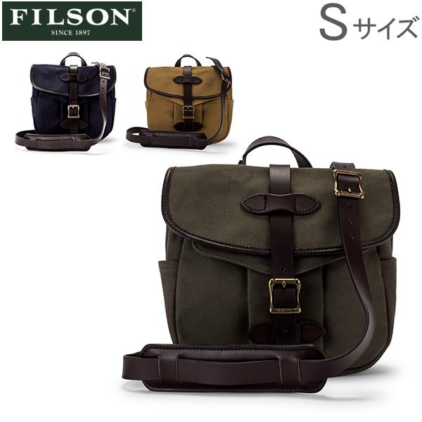 【お盆もあす楽】 最大1000円OFFクーポン フィルソン Filson ショルダーバッグ スモール フィールドバッグ Field Bag - Small Sサイズ 70230 メンズ レディース あす楽