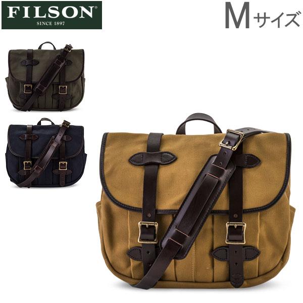 【GWもあす楽】 最大1000円OFFクーポン フィルソン Filson ショルダーバッグ ミディアム フィールドバッグ Medium Field Bag Mサイズ 70232 メンズ レディース あす楽