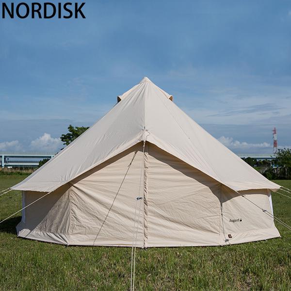 【GWもあす楽】 最大1000円OFFクーポン NORDISK ノルディスク Legacy Tents Basic Asgard 12.6 142023 Basic ベーシック テント 2014年モデル 北欧 あす楽