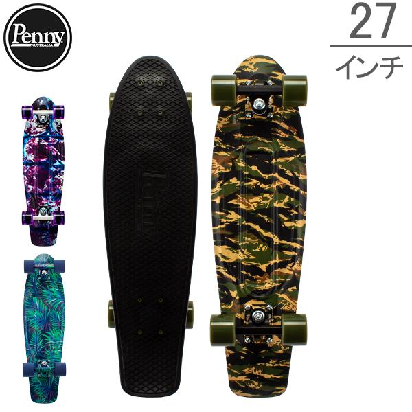 最大1400円クーポン ペニー スケートボード Penny Skateboards スケボー 27インチ Graphics シリーズ PNYCOMP CRUISER ミニクルーザー コンプリート おしゃれ