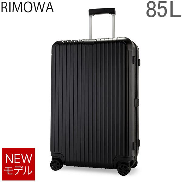 まとめ買いクーポン配布中 リモワ RIMOWA エッセンシャル チェックイン L 85L 4輪 スーツケース キャリーケース キャリーバッグ 83273634 Essential Check-In L 旧 サルサ 【NEWモデル】 あす楽