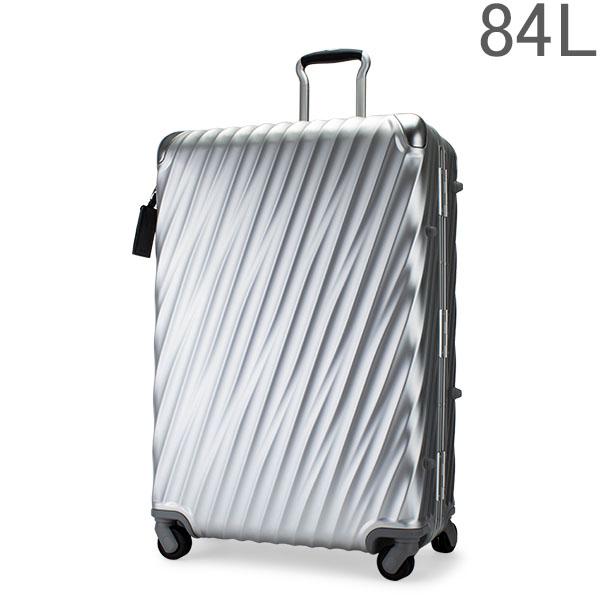 【お盆もあす楽】 最大1000円OFFクーポン トゥミ TUMI スーツケース 84L 4輪 19 Degree Aluminum エクステンデッド・トリップ・パッキングケース 036869SLV2 シルバー キャリーケース キャリーバッグ あす楽
