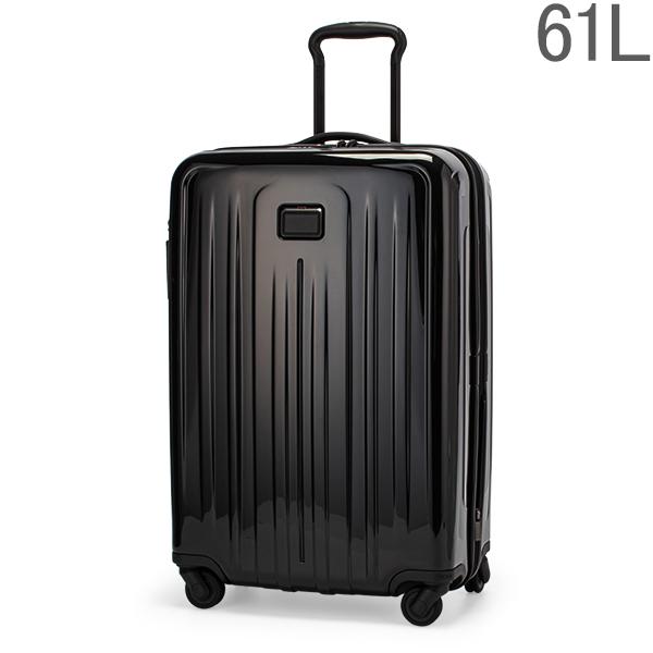 【GWもあす楽】 最大1000円OFFクーポン トゥミ TUMI スーツケース 61L 4輪 拡張 ショートトリップ エクスパンダブル 4ウィールパッキングケース 022804064D4/124859-1041 ブラック あす楽