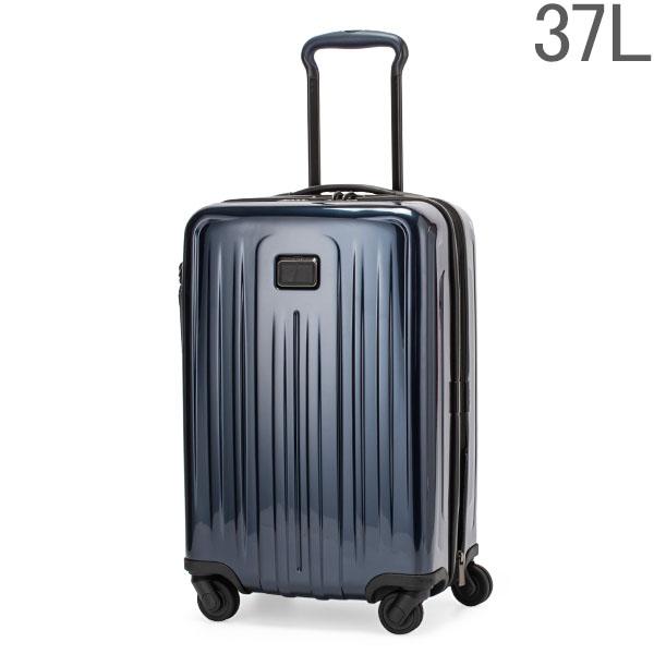 【GWもあす楽】 最大1000円OFFクーポン トゥミ TUMI スーツケース 37L インターナショナルエクスパンダブル4ウィールキャリーオン 022804060ECL4/124855-T176 エクリプスブルー あす楽