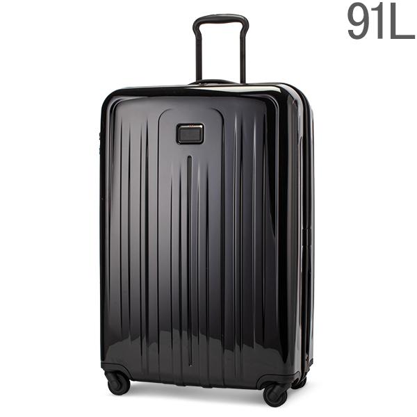 【GWもあす楽】 最大1000円OFFクーポン トゥミ TUMI スーツケース 91L エクステンデッド トリップ エクスパンダブル 4ウィールパッキングケース 022804069D4/124860-1041 ブラック あす楽