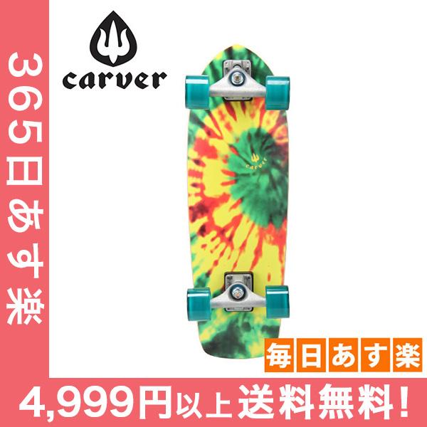 Carver Skateboards カーバースケートボード CX4 Complete 25.5 Tye Stick タイスティック [4999円以上送料無料]