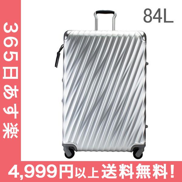 トゥミ TUMI スーツケース 84L 4輪 19 Degree Aluminum エクステンデッド・トリップ・パッキングケース 036869SLV2 シルバー キャリーケース キャリーバッグ [4999円以上送料無料]