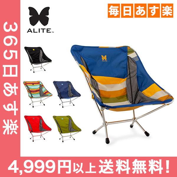 エーライト Alite Mantis Chair マンティスチェア 折りたたみチェア 4本脚 01-03D 椅子 アウトドア キャンプ 持ち運び 軽量 丈夫 [4,999円以上送料無料]