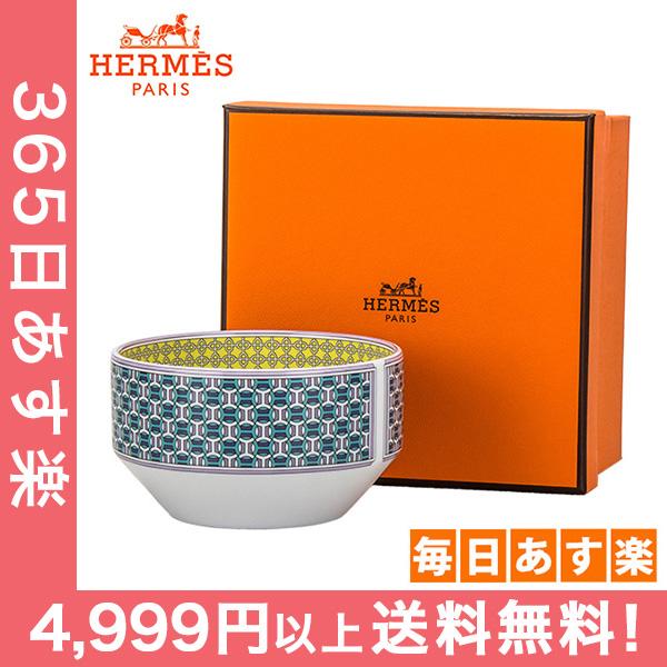 エルメス Hermes タイ・セット クッペル Small ボウル 小 40287 Maille H TIE SET Small Bowl Maille H 食器 [4999円以上送料無料] 新生活