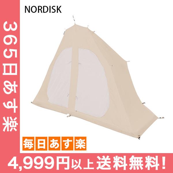 ノルディスク インナーキャビン (1pc) アルヘイム12.6用 個室 テント キャンプ アウトドア 144014 NORDISK Cabin (1pc) Alfheim 12.6 [4999円以上送料無料]