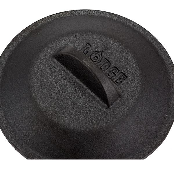Lodge ロッジ ロジック ミニスキレットカバー 5インチ L5MIC3 Lodge Logic Mini Iron Cover 蓋 フタ アウトドア [4999円以上] 新生活
