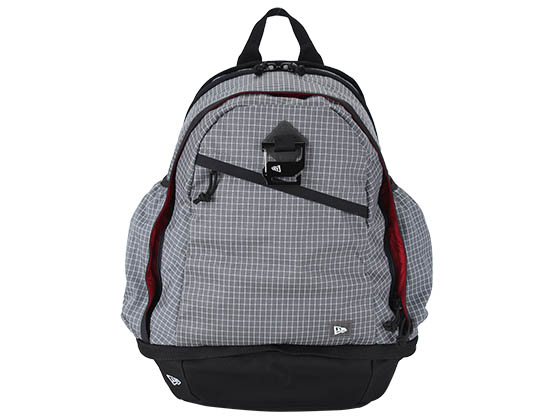 New Era new era Ripstop All-Sport Pack RIP-stop all sports Pack Gray grey 10828344 outdoor daypack Backpack Rucksack