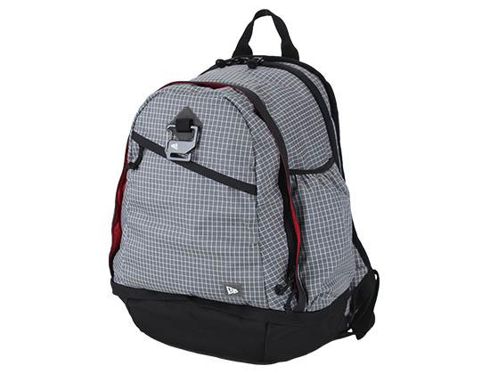 New Era新埃拉Ripstop All-Sport Pack唇最高层全部体育包Gray灰色10828344户外日包背包帆布背包