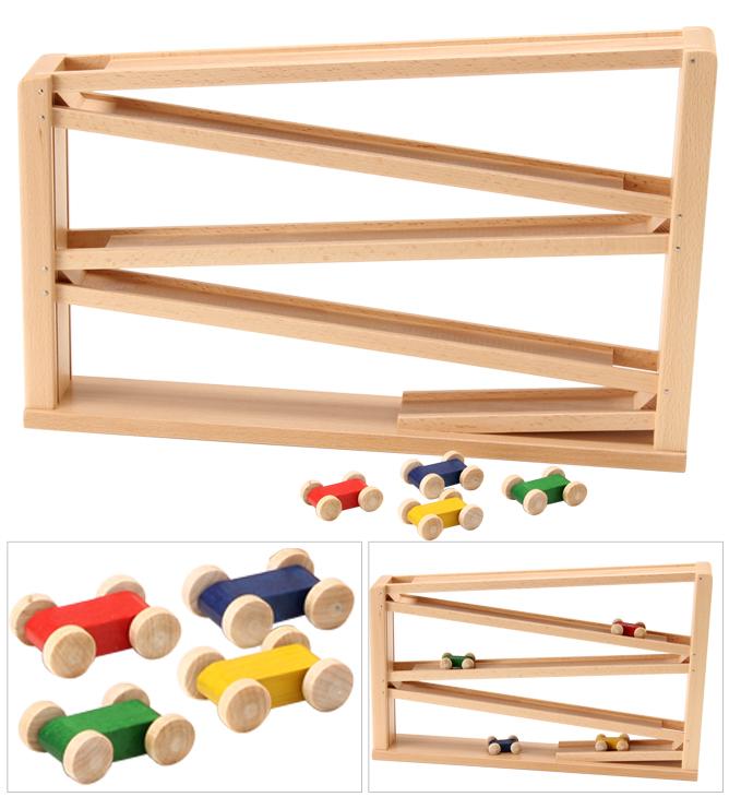 BECK (ベック社) クネクネバーン 大 BE20007 木のおもちゃ 積み木おもちゃ [4999円以上]