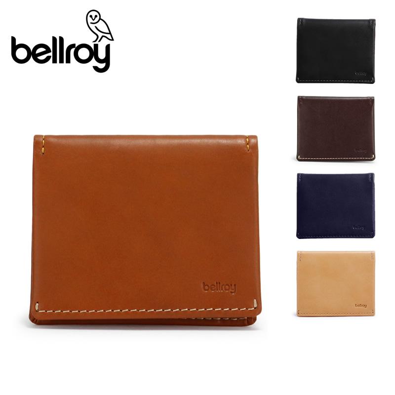 【正規販売】本革 財布 ベルロイ Bellroy スリムスリーブ BRWSSB 極薄財布 スリム財布 コンパクト財布 カードケース