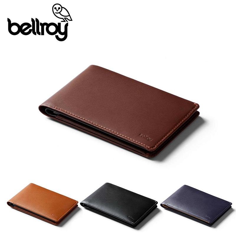 【正規販売】本革 財布 ベルロイ Bellroy トラベルウォレット RFID BRWTRB 極薄財布 スリム財布 コンパクト財布 パスポート