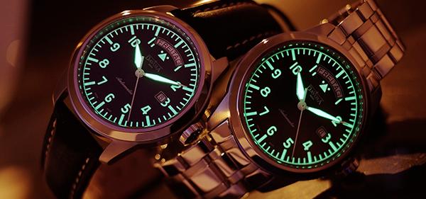 【正規販売】DAVOSA ダボサ Simplex メンズ 自動巻 機械式 腕時計 161.431.56