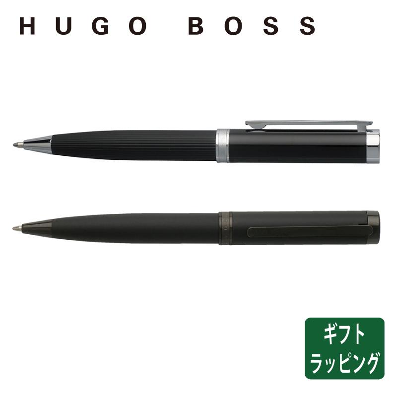 【正規販売店】HUGO BOSS ヒューゴボス HSV6514 HSG7884A Column コラム ブラック ボールペン ドイツ 高級筆記具