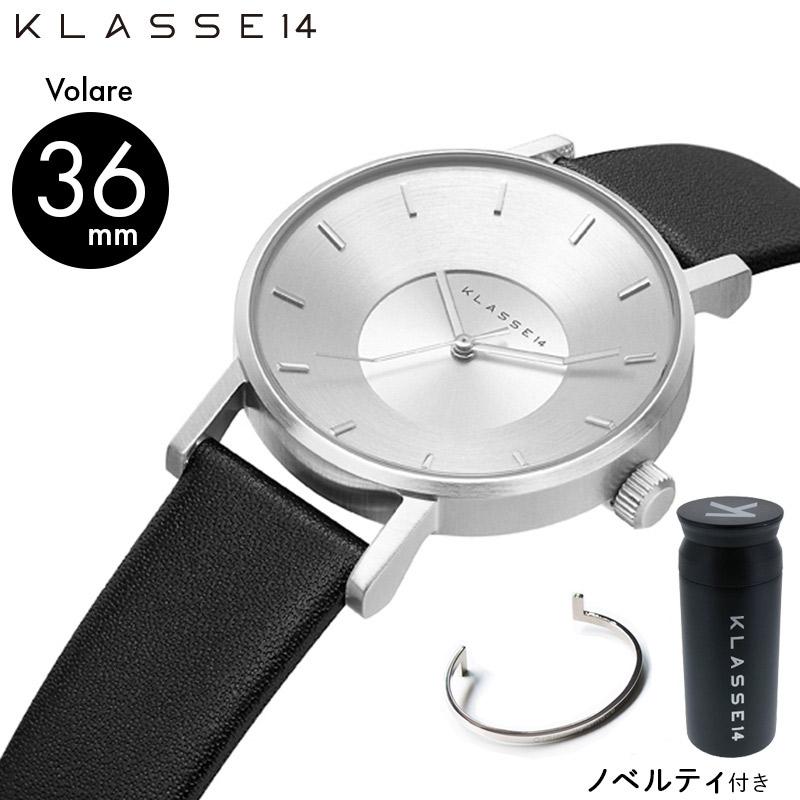 【正規販売 2年保証】KLASSE14 クラスフォーティーン クラス14 時計 腕時計 Volare ボラーレ VO14SR001W 36mm レディース