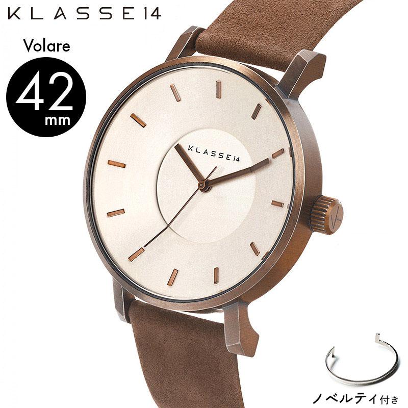 【正規販売】KLASSE14 クラスフォーティーン クラス14 Volare ボラーレ VO18VG001M 42mm メンズ