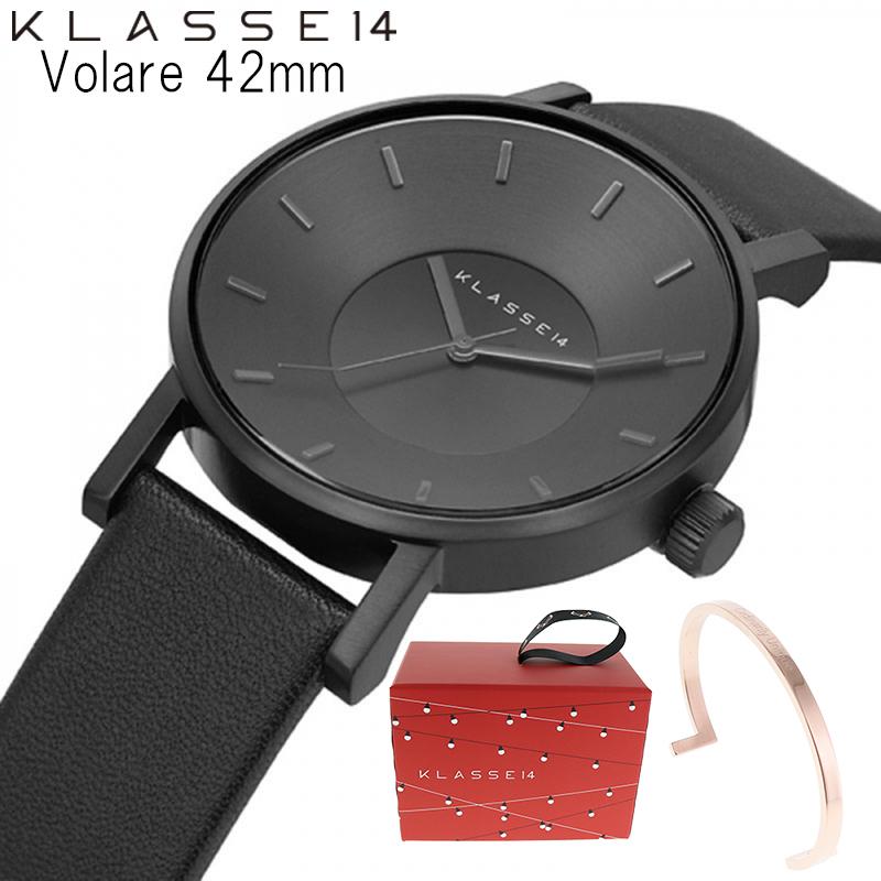 【正規販売】KLASSE14 クラスフォーティーン クラス14 Volare ボラーレ VO14BK002M 42mm メンズ