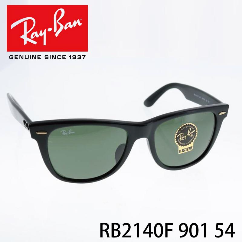 レイバン サングラスRayBan RB2140F 901 54 ウェイファーラー メンズ レディース