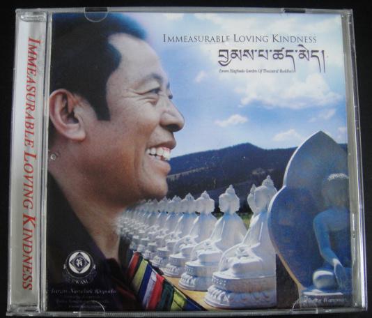 人気激安 ヨガ 瞑想 ヒーリング チベット仏教 Immeasurable Ani Loving Kindness ショップ Wangmo Tsering