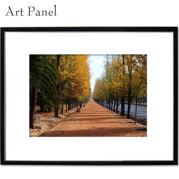 インテリア アートパネル 風景 メンドーサ 壁掛けパネル a2 写真 飾り 絵画 ポスター 大きい 壁面 装飾