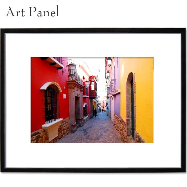 アートパネル 街並み 風景 壁掛けパネル a2 写真 飾り 絵画 ポスター 大きい 壁 インテリア 装飾