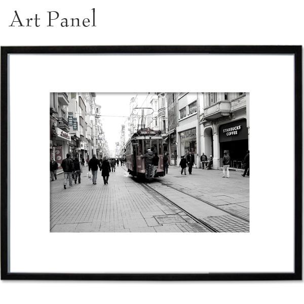 壁 アート モノクロ 街 風景 パネル 飾る 写真 白黒 モダン 玄関 壁掛け a2 絵画 おしゃれ ポスター 大きい