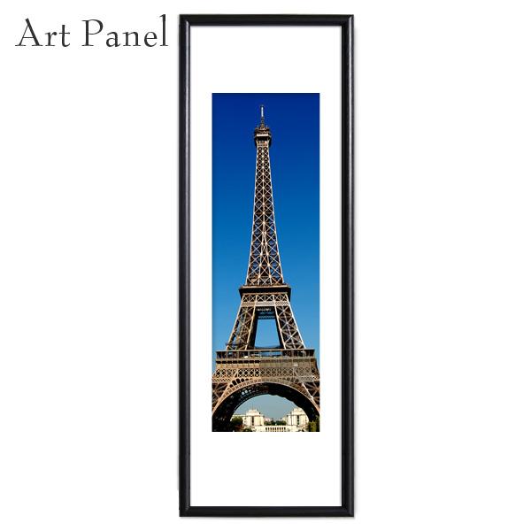 縦長 パリ エッフェル塔 写真 おしゃれ アートパネル インテリア アートフレーム グラフィック ポスター 絵画