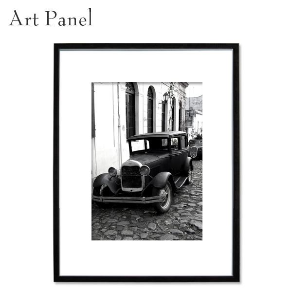 アートパネル モノトーン インテリア 額付き 風景 写真 壁掛け 白黒 付属品 壁面 装飾 絵画 ポスター 飾り物