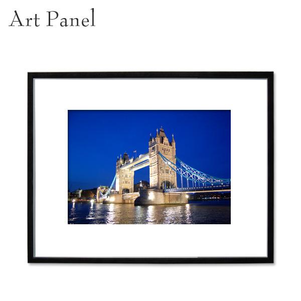 アートパネル モダン 壁掛け インテリア 海外 イギリス 額付き 写真 黒フレーム アルミ アクリル 大きいサイズ
