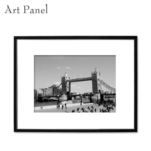 インテリアアートパネル モノクロ 壁掛け 風景 アルミ 額縁 写真 壁 飾り おしゃれ アートボード