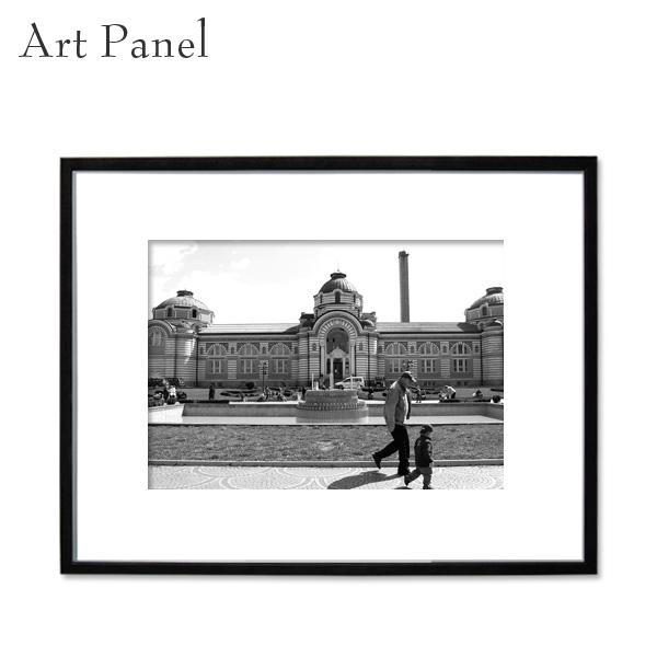 アートパネル モノクロ 壁掛け パネルアート アルミ 黒 額縁 インテリア 海外 おしゃれ インテリアフレーム