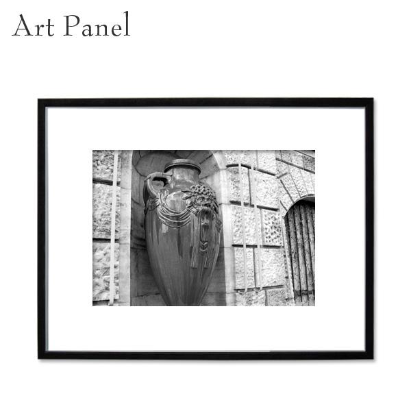 モノクロ インテリア 壁掛け アートパネル 写真 ディスプレイ用品 街並み 店舗 フォトパネル アートボード