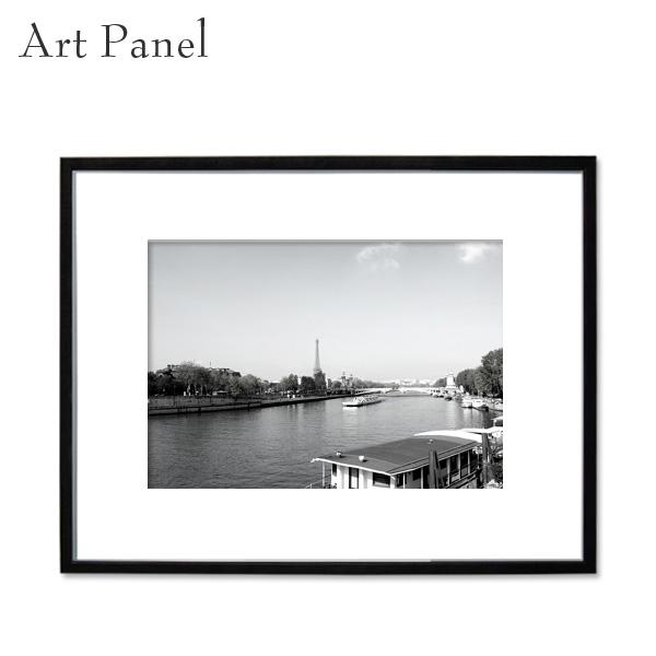 アートパネル モノトーン 壁掛け パリ 海外風景 インテリア 写真 ディスプレイ 飾り物 フォトパネル アートボード