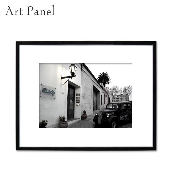 アートパネル モノトーン インテリア フレーム付き 壁掛け アート 白黒 写真 風景 フォトパネル インテリアボード