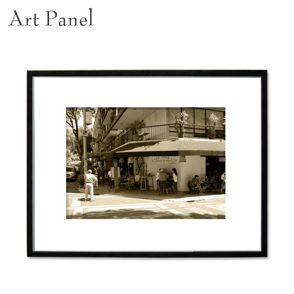 インテリアアートパネル 海外風景 額縁 フレーム付き 壁掛け アート 写真 壁面 インテリアボード