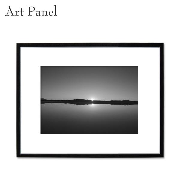 アートパネル モノトーン 壁掛け ウユニ塩湖 インテリア 写真 ディスプレイ 飾り物 フォトパネル アートボード