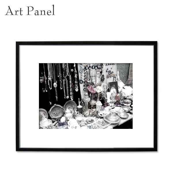 アートパネル モノクロ トルコ 写真 海外 白黒 インテリア モダン 壁 フレーム付き 壁掛け アートボード