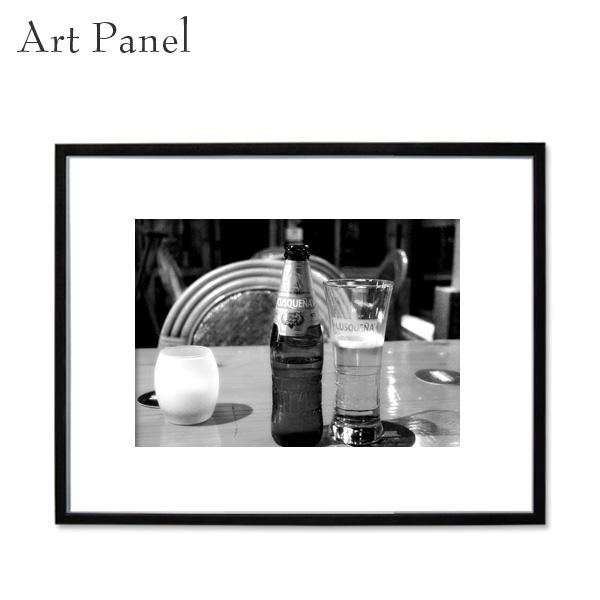 アートパネル モノクロ ペルー 街並み アート 写真 白黒 インテリア モダン 壁面 壁掛け アートボード