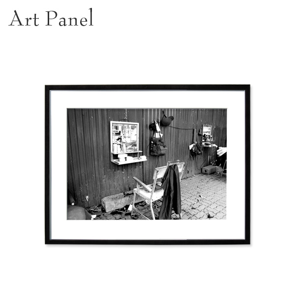 アートパネル モノクロ 壁掛け アート インテリア アルミフレーム アクリル 白黒 額縁 パネル 写真 フック付