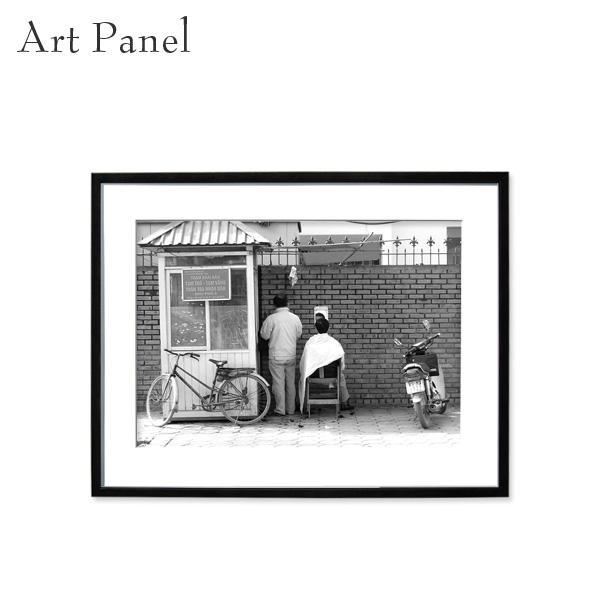 壁掛け インテリア モノクロ アートパネル モノトーン アクリル おしゃれ 写真付き 部屋 デザイン 住宅